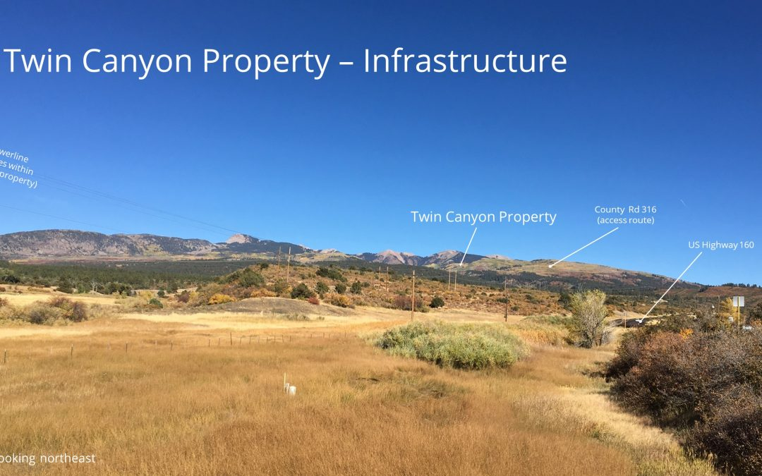 Alianza Launches Exploration Program at Twin Canyon Gold Project, Colorado